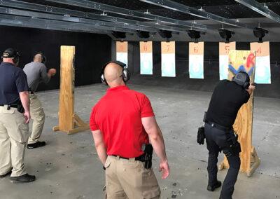 Security Officer Handgun | $100