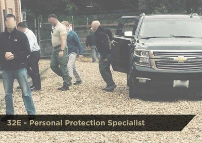 32E Personal Protection Specialist | DCJS | $650