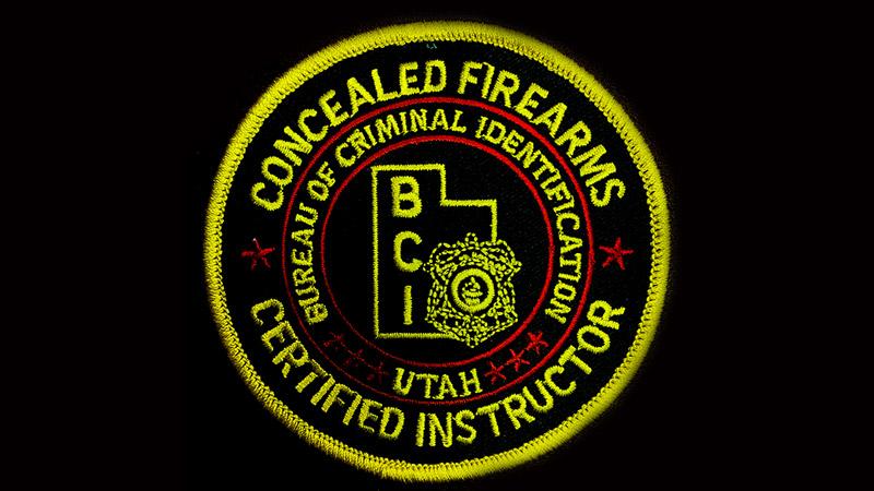 Utah Concealed Carry Certification   $100